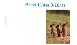 Prezi class