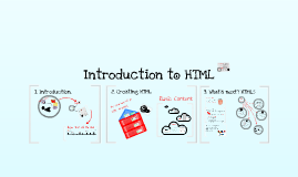 Copy of Introduction to HTML