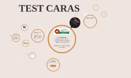 Copy of TEST CARAS