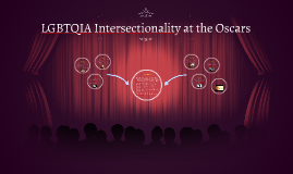 LGBTQIA Intersectionality at the Oscars