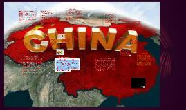 China: características naturais