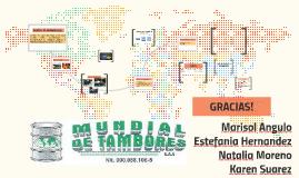 MUNDIAL DE TAMBORES SAS