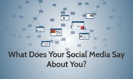 Copy of What Does Your Social Media Say About You?