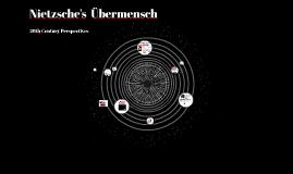 Nietzsche's The Ubermensch