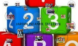 JARDIN INFANTIL TALLERIN