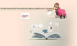 Prevención del embarazo adolescente en Yucatán