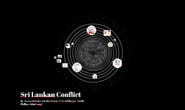 Sri Lankan Conflict