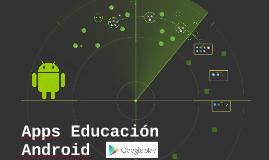Apps Educación