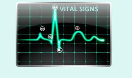 Vital signs TPR
