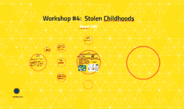 Workshop #4:  Stolen Childhoods
