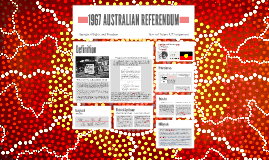 1967 AUSTRALIAN REFERENDUM