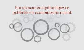 politieke en economische macht