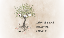 IDENTITY and PERSONAL GROWTH