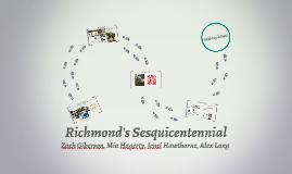 Richmond's Sesquicentennial