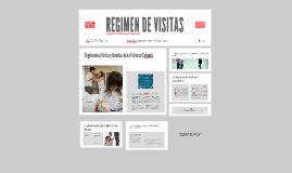 REGIMEN DE VISITAS