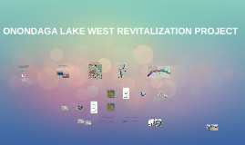 Copy of Copy of Copy of Copy of ONONDAGA LAKE WEST REVITALIZATION PROJECT