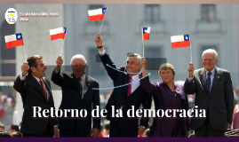 Retorno de la democracia