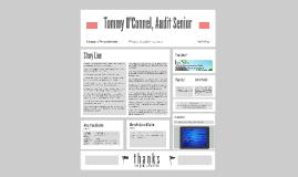 Tommy O'Connel, Audit Senior