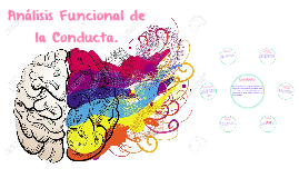Análisis Funcional de la Conducta