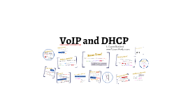 VoIP and DHCP