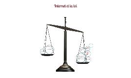 Internet et la loi
