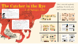 Pd. 3: The Catcher in the Rye