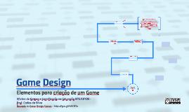 Game Design OGGE NTE/UFSM