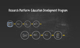 Research Platform: Education Consulting Program