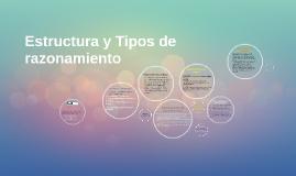Copy of Estructuras y tipos de razonamiento