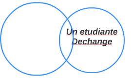 Copy of Un etudiante Dechange