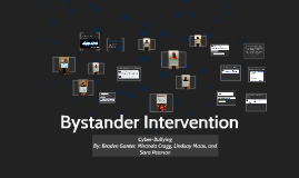 Copy of Bystander Intervention