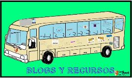 Copy of Blogs y recursos TIC. Ventajas y desventajas