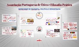 Filosofia com Política e a Democracia