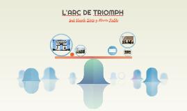 L'ARC DE TRIOMPH