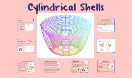 Cylindrical Shells