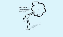 OSO 2015