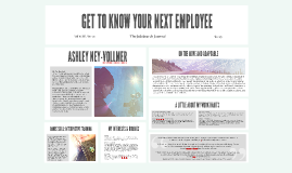 Employee Profile: Ashley Ney-Vollmer