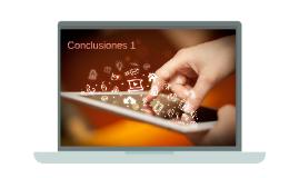 Conclusiones 1
