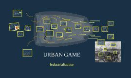 Industrialization Classroom Game