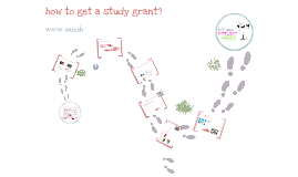how to get a study grant in one minute
