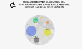 EXPEDIR EL REGLAMENTO PARA EL CONTROL DEL FUNCIONAMIENTO DE