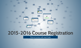 2015-2016 Course Registration