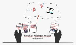 Maraknya Budaya Merokok di Kalangan Pelajar Indonesia