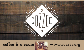 Cozzee: Coffee and a Cause