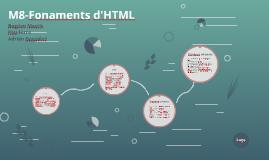 M8-Fonaments d'HTML