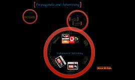 Copy of Propaganda in Advertising