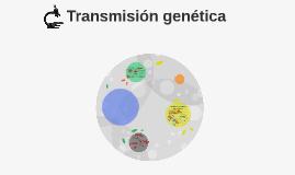 Copy of Transmisión genética
