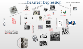 TKAM The Great Depression