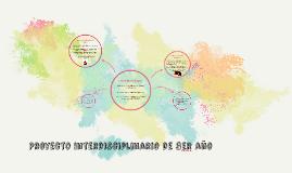 Proyecto interdisciplinario de 3er año