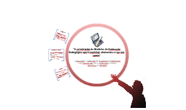 Modelo Pedagógico de um Programa em e-learning: a construção